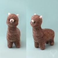 alpaca | woodlandtrailstudio.com
